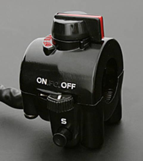 81-4302 Right Hand switch block Z900/Z1000