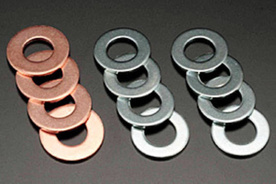 72-349 Head Nuts Washer Set