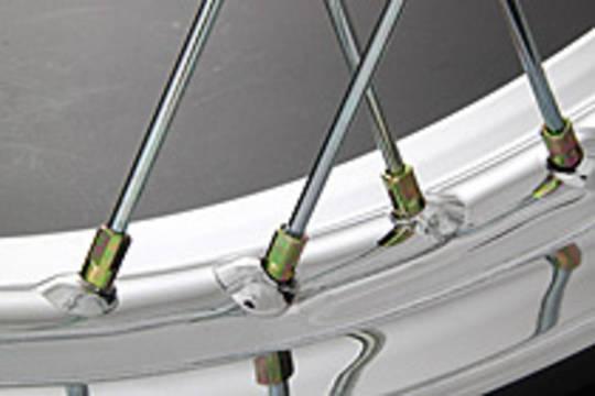 72-5174 Spoke Set Rear KZ1000