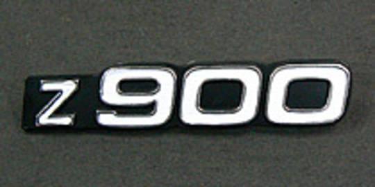 Z900 Side cover emblem