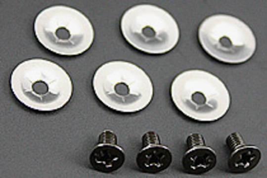 81-1227 Side Cover Emblem Nut