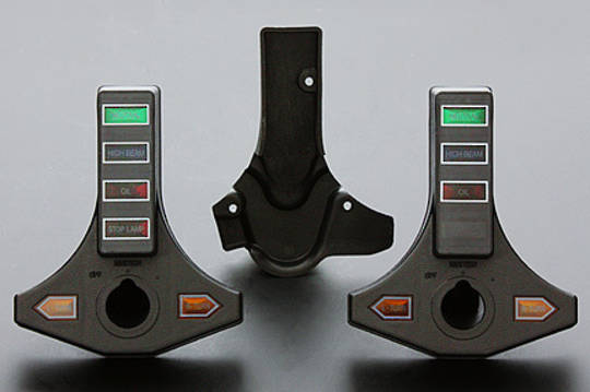 81-4017 Z900/Z100 Instrument Panel