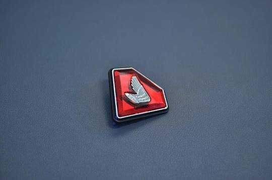 MRS-H75-55 K1 CB750 Side Cover Emblem
