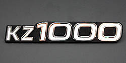 81-1219 Z1000 Side Cover Emblem