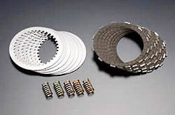 Z1 Clutch Steel plates  ( Set)