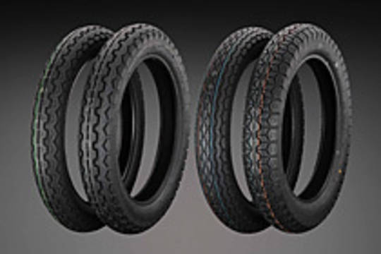 12-121  Dunlop F11 325x18 Front tire