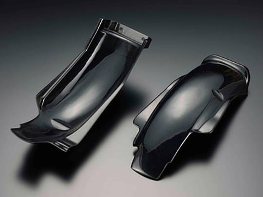 81-1185 Rear Fender Inner Guard