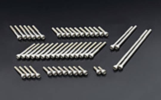 81-2010 Stainless Allen head Engine bolts set (51pc)