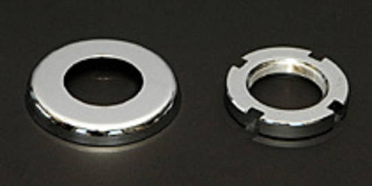 81-5393 Chrome Top Stem Nut