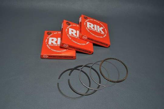MRS-H75-E1351 CB750 Piston Ring Set 1mm